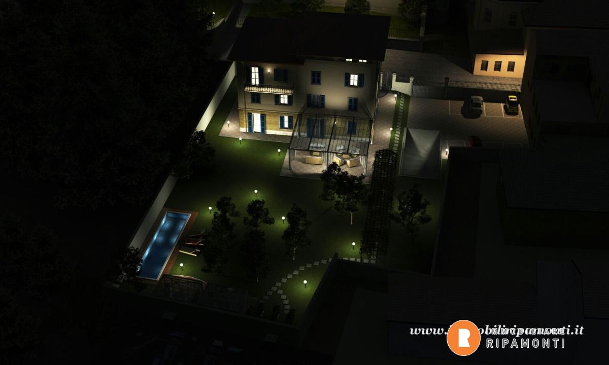 Villa singola in Vendita Valgreghentino