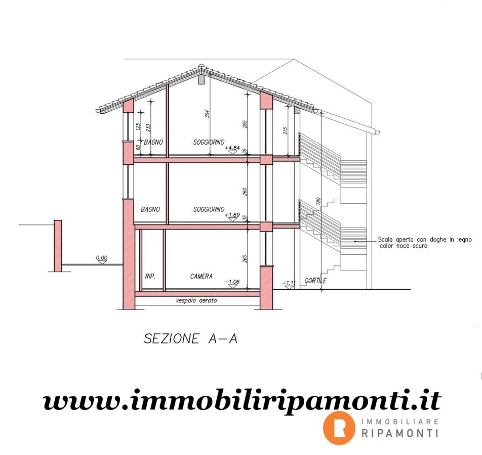 Vendita Rustico/Casale/Castello Casa/Villa Ballabio Via Roma 225145